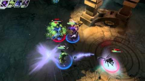 Darkspore Hero Spotlight 5 - Skar