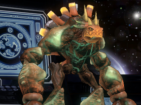 Scrapped bio hero by darkspore conceptart-d3fc4tp