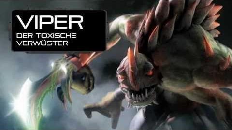 Darkspore Helden-Spotlight Viper