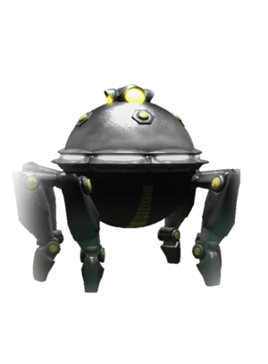 Lieutenant lasertank var1
