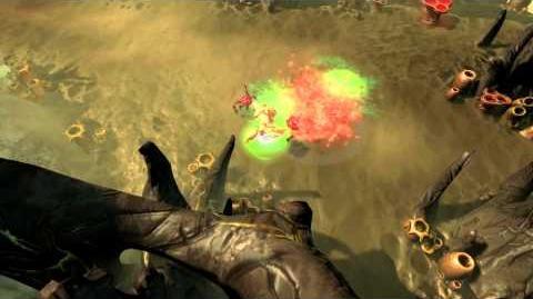 Darkspore Enemy Spotlight Video The Desert Planet of Scaldron