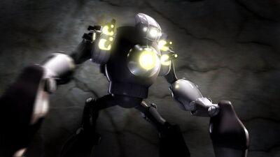 Titan, the Impenetrable