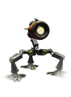 Minion laserunit var1