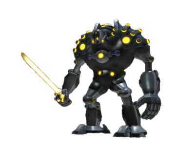 Goliath the Energy Guardian