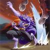 Jon Talbain Moment Slice por Alvin Lee