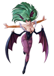 Morrigan Project X Zone
