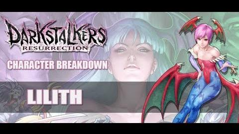 DSR Lilith - Character Breakdown