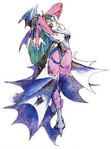 Darkstalkers The Night Warriors Morrigan