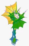 Night Warriors Darkstalkers Revenge Rikuo 02
