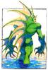 Night Warriors Darkstalkers Revenge Rikuo 03