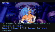 DNW Felicia Victory Quote