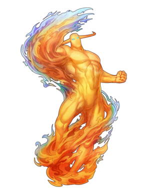 Darkstalkers Resurrection Pyron