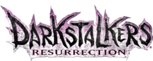 Darkstalkers Resurrection Logo