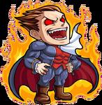 Street Fighter × All Capcom Demitri 04
