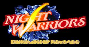 Night Warriors Darkstalkers Revenge logo