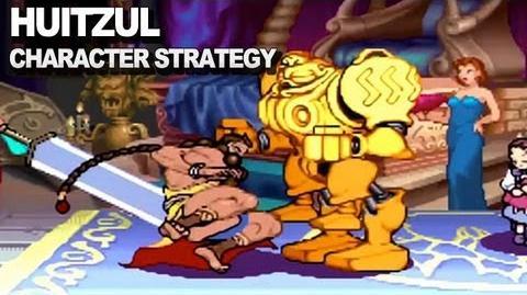 Darkstalkers Resurrection - Huitzil Character Strategy