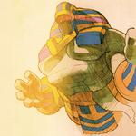 Marvel vs Capcom 2 Anakaris Portrait