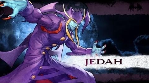 List of Jedah Dohma moves