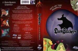 Darkstalkers Out Of The Shadows