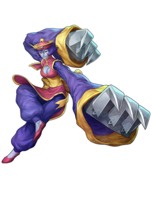 Darkstalkers Resurrection Hsien-Ko