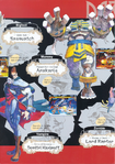 Darkstalkers The Night Warriors UK arcade flyer 07