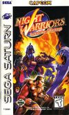 Night Warriors Darkstalkers Revenge Cover