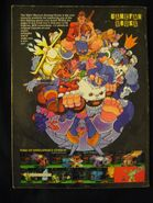 Night Warriors Strategy Guide back