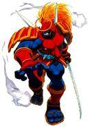 Bishamon-Night Warriors