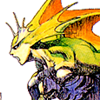 Darkstalkers Moves Rikuo