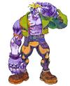 Darkstalkers Night Warriors Victor