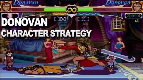 Darkstalkers - Donovan Character Strategy-0