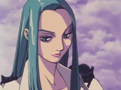 Archivo:Night Warriors Darkstalkers Revenge OVA Morrigan.png