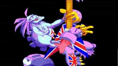 Lord Raptor's Night Warriors Ending