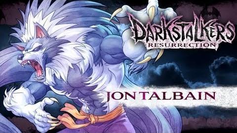 Darkstalkers Resurrection - Jon Talbain