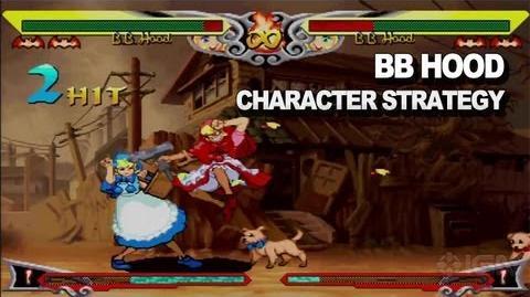 Darkstalkers - BB Hood Character Strategy