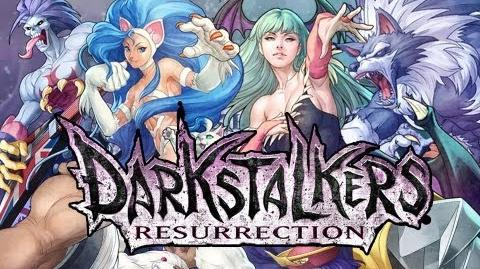 Darkstalkers Resurrection - Launch Trailer
