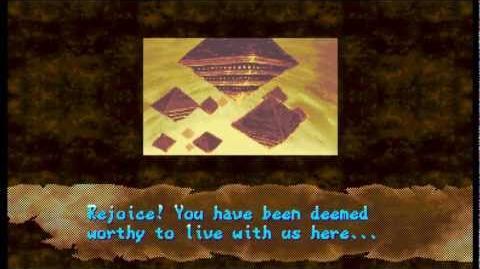 Anakaris' Darkstalkers 3 Ending