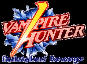 Vampire Hunter logo