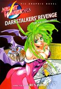 Night Warriors Darkstalkers' Revenge (2000 graphic novel)
