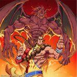 Donovan Tainted Blood Sword by Kevin Libranda