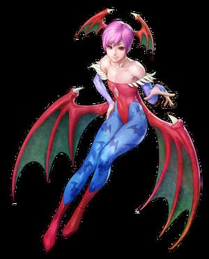 Darkstalkers Resurrection Lilith
