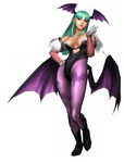 Monster Hunter Frontier Morrigan Costume