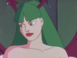 Morrigan Aensland (U.S. Cartoon)