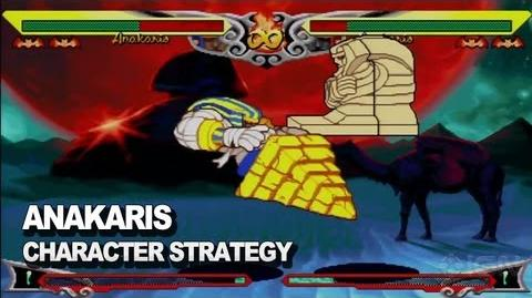 Darkstalkers - Anakaris Character Strategy