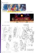 Darkstalkers Official Complete Works Udon preview 0