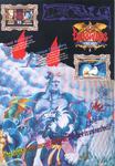 Darkstalkers The Night Warriors UK arcade flyer 04