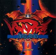Vampire The Night Warriors Arcade Gametrack Front