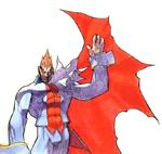 Demitri Night Warriors Vampire Hunter Darkness Mission