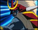 Bishamon OVA Animation Cel