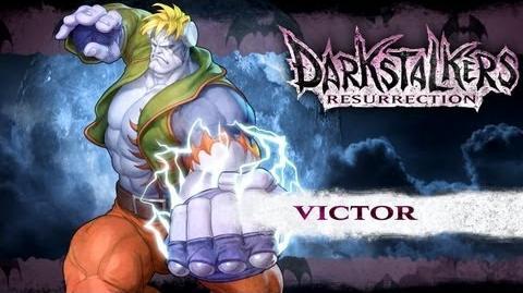 Darkstalkers Resurrection - Victor von Gerdenheim